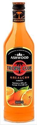 Ликер «Tropic Club со вкусом Апельсина»