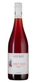 Вино красное полусухое «Hans Baer Pinot Noir» 2017 г.