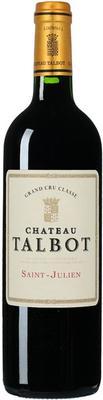 Вино красное сухое «Chateau Talbot Saint Julien» 2011 г.