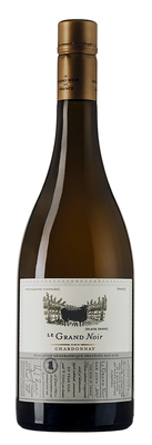 Вино белое сухое «Le Grand Noir Winemaker's Selection Chardonnay» 2018 г.