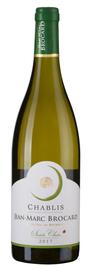 Вино белое сухое «Chablis Sainte Claire» 2018 г.