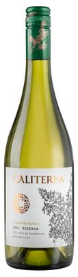 Вино белое сухое «Chardonnay Reserva» 2017 г.