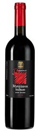 Вино красное сухое «Mukuzani» 2017 г.
