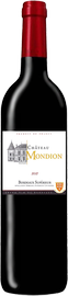 Вино красное сухое «Chateau Mondion» 2016 г.