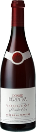 Вино красное сухое «Vougeot 1-er Cru Clos de La Perriere» 2016 г.