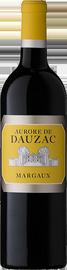 Вино красное сухое «Chateau Dauzac Margaux Grand Cru Classe» 2015 г.