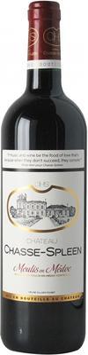 Вино красное сухое «Chateau Chasse-Spleen Moulis en Medoc Cru Bourgeois» 2013 г.