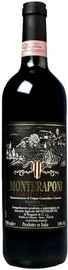 Вино красное сухое «Monteraponi Chianti Classico Riserva Il Campitello» 2012 г.