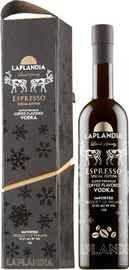 Водка «Laplandia Espresso Shot» в подарочной упаковке