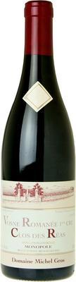 Вино красное сухое «Domaine Michel Gros Vosne Romanee 1er Cru Clos des Reas» 2015 г.