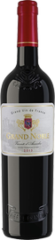 Вино красное сухое «Grand Noble»