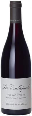 Вино красное сухое «Domaine de Montille Volnay 1-er Cru Les Taillepieds» 2014 г.