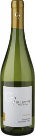 Вино белое сухое «G7 Chardonnay Loncomilla Valley Vina Carta Vieja» 2018 г.