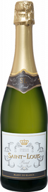 Вино игристое белое брют «Saint-Louis Brut Blanc de Blancs Barton & Guestier»