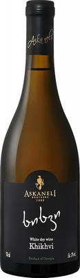 Вино белое сухое «Khikhvi Askaneli Brothers»