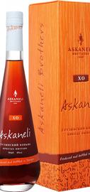 Коньяк грузинский «Askaneli XO» в подарочной упаковке