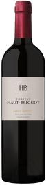 Вино красное сухое «Chateau Haut Brignot Haut-Medoc» 2012 г.