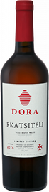 Вино белое сухое «Dora Rkatsiteli Qvevri Askaneli Brothers»