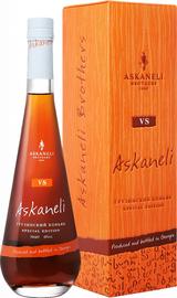 Коньяк грузинский «Askaneli VS» в подарочной упаковке