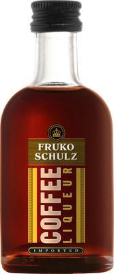 Ликер «Fruko Schulz Coffee Liqueur»