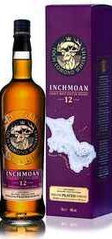 Виски «Inchmoan 12 Year Old Single Malt Whisky» в подарочной упаковке