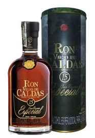 Ром «Viejo De Caldas Gran Reserva Especial 15» в подарочной упаковке