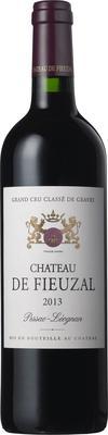 Вино красное сухое «Pessac Leognan Chateau De Fieuzal Cru Classe» 2014 г.