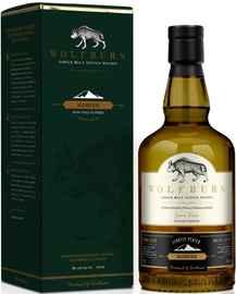 Виски шотландский «Wolfburn Morven» в подарочной упаковке