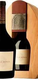 Вино красное сухое «Teso la Monja Toro» 2010 г. в деревянной коробке