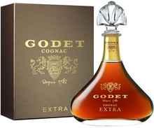 Коньяк «Godet Extra» в подарочной упаковке