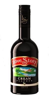 Ликер «Love Story Cream Flavour»