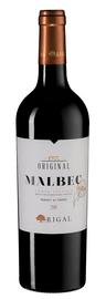 Вино красное полусухое «Malbec» 2016 г.