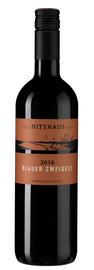 Вино красное сухое «Zweigelt» 2017 г.
