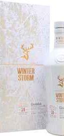 Виски шотландский «Glenfiddich Winter Storm 21 Years Old» в подарочной упаковке