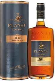 Коньяк французский «Planat XO Imperial» в подарочной упаковке