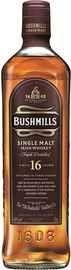 Виски ирландский «Bushmills 16 Years Old»