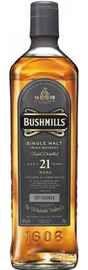 Виски ирландский «Bushmills 21 Years Old»