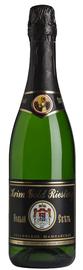 Шампанское белое сухое «Новый Свет Золотой Рислинг Крыма»