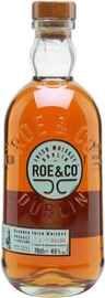 Виски ирландский «Roe & Co»
