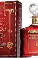 Коньяк французский «Albert Jarraud XO» в подарочной упаковке