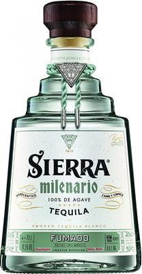 Текила «Sierra Milenario Fumado»