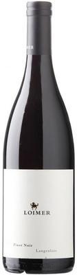 Вино красное сухое «Loimer Langenlois Pinot Noir Niederosterreich» 2016 г.