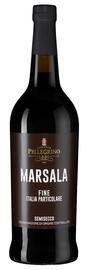 Вино крепленное сладкое «Marsala Fine IP»