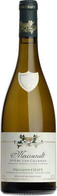 Вино белое сухое «Philippe Chavy Meursault 1er Cru Les Charmes» 2013 г.