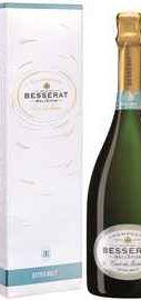 Шампанское экстра брют «Extra Brut Cuvee Des Moines Besserat De Bellefon, 0.75 л»