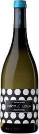 Вино белое сухое «Paco & Lola Rias Baixas » 2016 г.