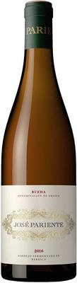 Вино белое сухое «Jose Pariente Fermentado en Barrica Rueda» 2017 г.