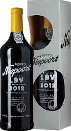 Портвейн «Niepoort LBV Porto» 2014 г. в подарочной упаковке