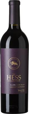 Вино красное сухое «The Hess Collection Allomi Cabernet Sauvignon» 2016 г.