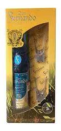 Текила «Don Fernando Blanco в подарочной упаковке с 2 рюмками»